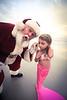 McCormick Girls Meet Santa