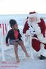 Seven meets Santa!