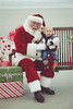 Sixton and Santa