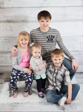 Spencer Siblings