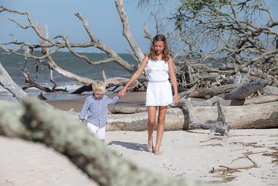 Payton and Reid, Little Talbot Island