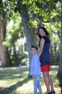 Hammerli Family, Philippe Park Tampa Florida