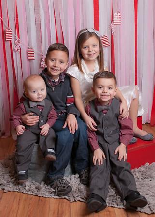 Valentines Day Mini - Greene Family