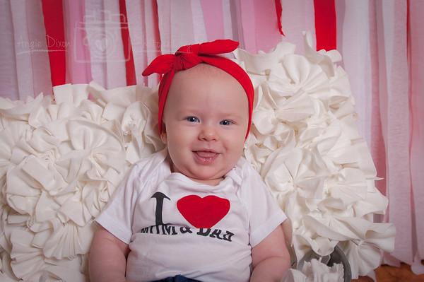 Valentines Day Mini - Katie