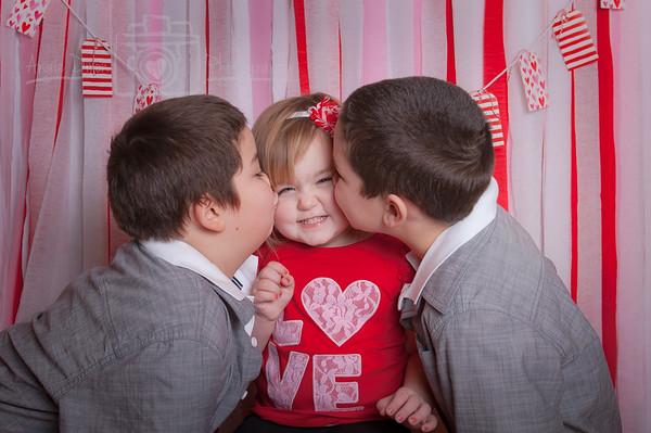Valentines Day Mini - Kelli/Stacy