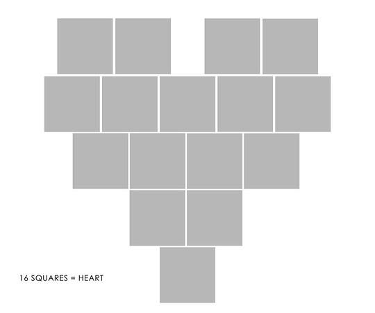 16 Box Heart + $280