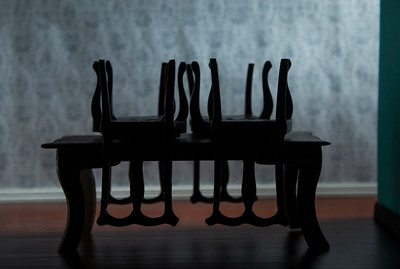 """Fraction of Reality: """"Empty Chairs & Empty Tables"""""""