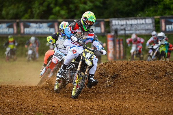 Nationals 2017 SUNDAY 140cc