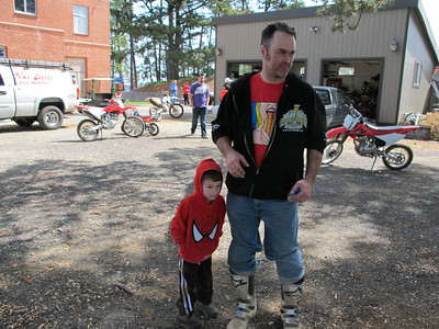 Easter Minibike Races 2012