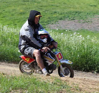 Easter Minibike Races 2014