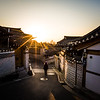 Sunrise Stroll through Bukchon