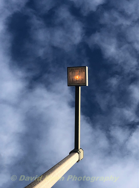 Lamp Post, Las Vegas