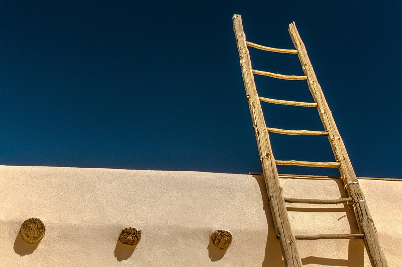 Taos Ladder.
