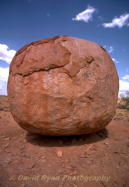 Devil's Marble, Northern Territory, Australia