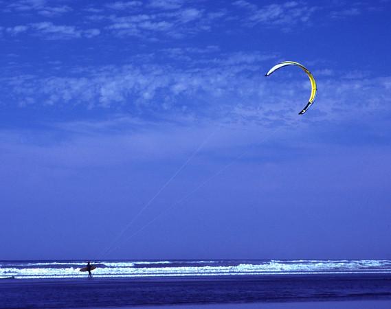 Ocean Windsurfer.
