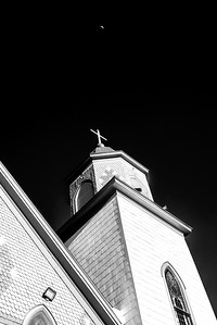 Church of the Visitation, Westphalia, Texas