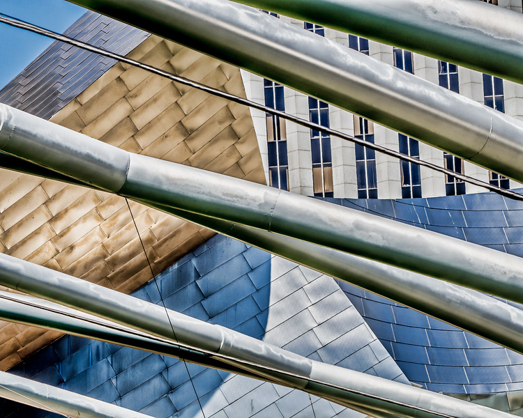Pritzker Pavilion - Abstract