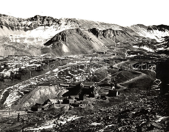 2004-01-259: Sheridan Mine In Marshall Basin
