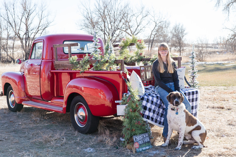 Becky and Sarah Christmas-3