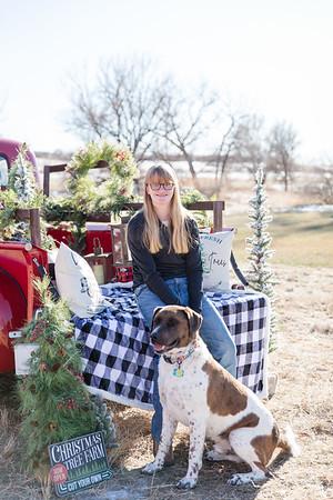 Becky and Sarah Christmas-2