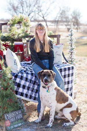 Becky and Sarah Christmas-1
