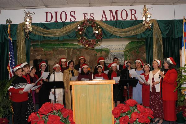 Banquete Navideño 2003