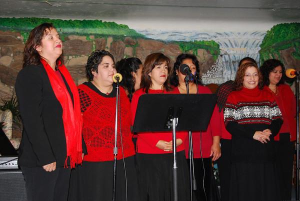 Las Hermanas Cantan en Navidad 2007