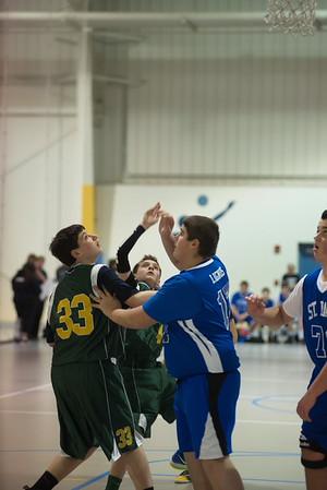 Basketball Tournament - Cleveland - January 16-18, 2015