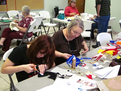 Crafting Ministry