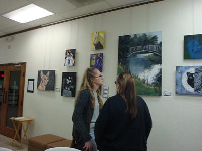 FTTA Barrygoldwater Art Exhibit