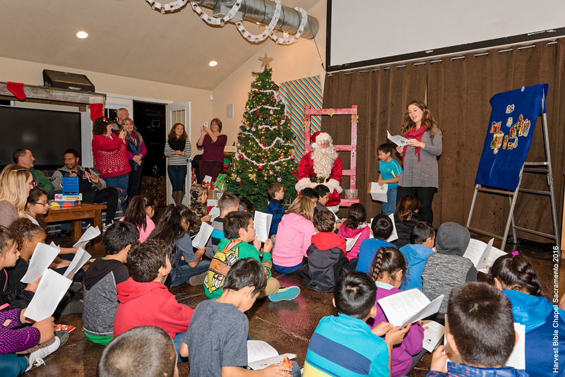 2016 Harvest Bible Chapel, Sayonara Kids Christmas Outreach| C0140