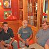 20090095 Assignment Men's Wilderness Retreat June 4-7, 2009 in Kernville CA: Mens retreat - post review meeting
