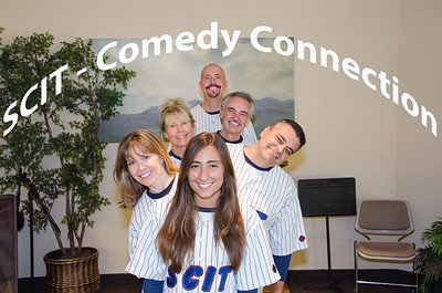 SCIT 2015 Comedy Connection