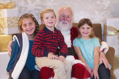Santa Pictures 2016