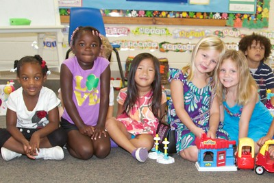 Preschool Fall 2016
