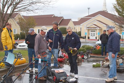 Lawnmower Repair, Car Show and BBQ