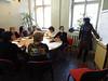 Erika Metamorphosis seminar with Mary Kay consultants -