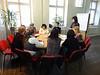 Erika Metamorphosis seminar with Mary Kay consultants - at Pastera 2, Odessa