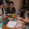 Bible Study with Chinese medical workers in Odessa