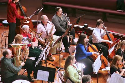 Orchestra and Handbells Concert