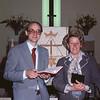 Baptism in Lisbon (meeting in Lutheran church)