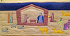 quilts - nativity hanging
