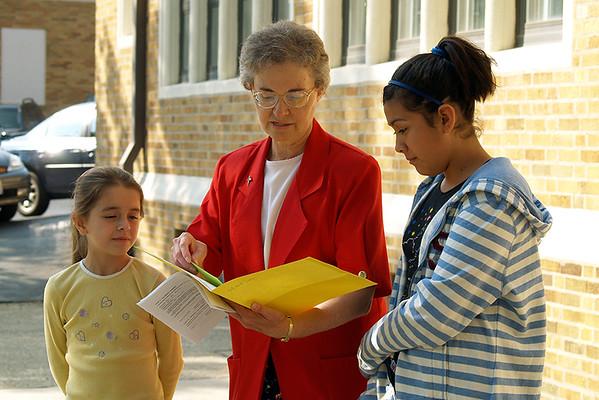 Sister Rita Rogier in Toledo, Ohio