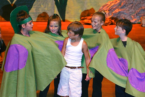 Camp Broadway Jungle Book