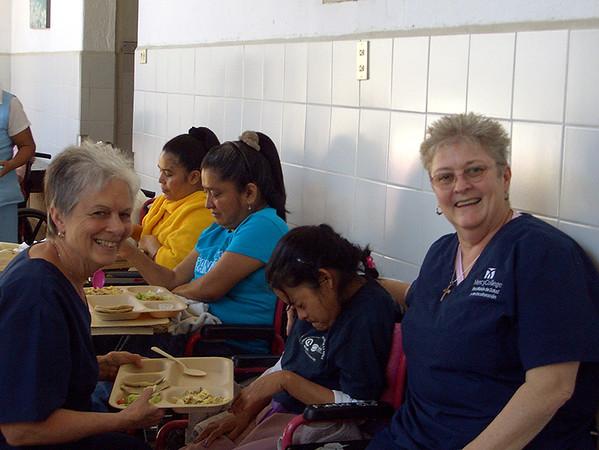 Service in Guatemala