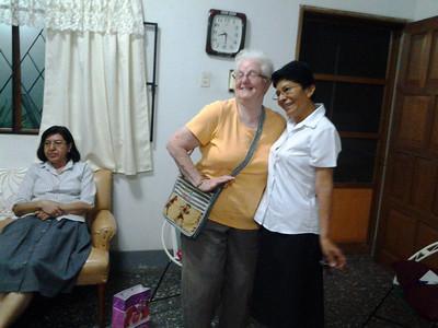 Sister Rosa Lee in Peru 2014