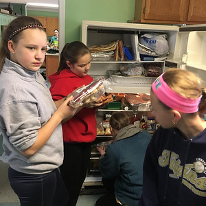Cobb Street Ministries - Sixth Graders