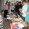 Tulip Book Table at UBS/ERSU seminary