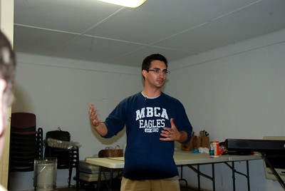 Men's Retreat-Amicalola Falls-2011