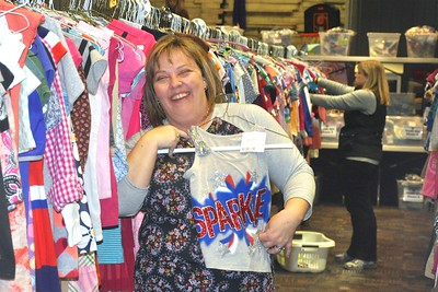 Happy Shopper Cami Henrichs